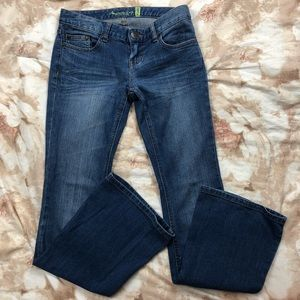 American Rag flare jeans size 1